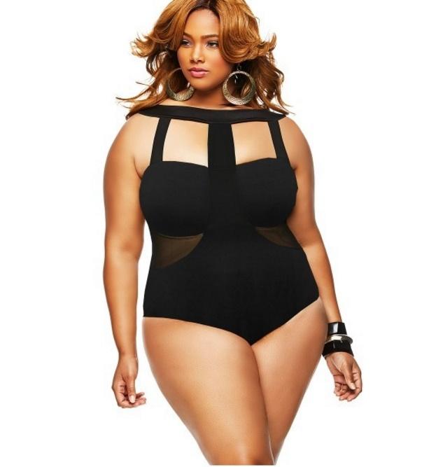 ชุดว่ายน้ำคนอ้วน พร้อมส่ง:ชุดว่ายน้ำแฟชั่นสีดำแต่งผ้าด้านบนและผ้าโปร่งด้านข้าง sexyมากๆจ้า:รอบอก 36-44นิ้ว เอว38-44นิ้ว สะโพก40-48นิ้วจ้า