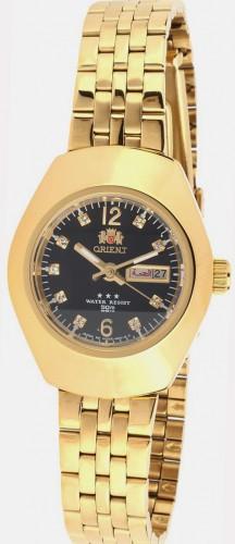 นาฬิกาผู้หญิง Orient รุ่น SNQ22003B8, Orient 3 Star Automatic