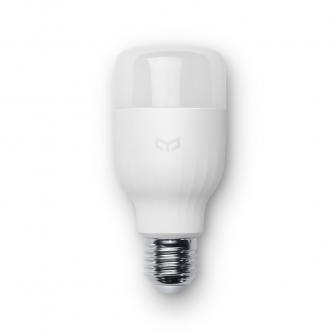 Xiaomi Yeelight E27 Smart LED Bulb (White Version) - หลอดไฟ LED อัจฉริยะ