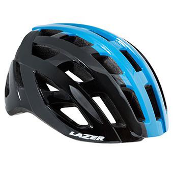หมวกจักรยาน LAZER TONIC สี Black Blue