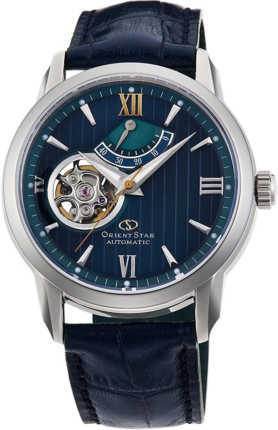นาฬิกาผู้ชาย Orient รุ่น RE-DA0001L00B, Orient Star Open Heart Sapphire Automatic Limited Edition Men's Watch