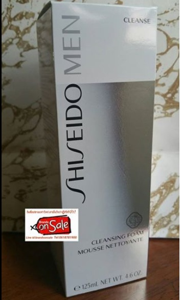 Shiseido Men Cleansing Fome