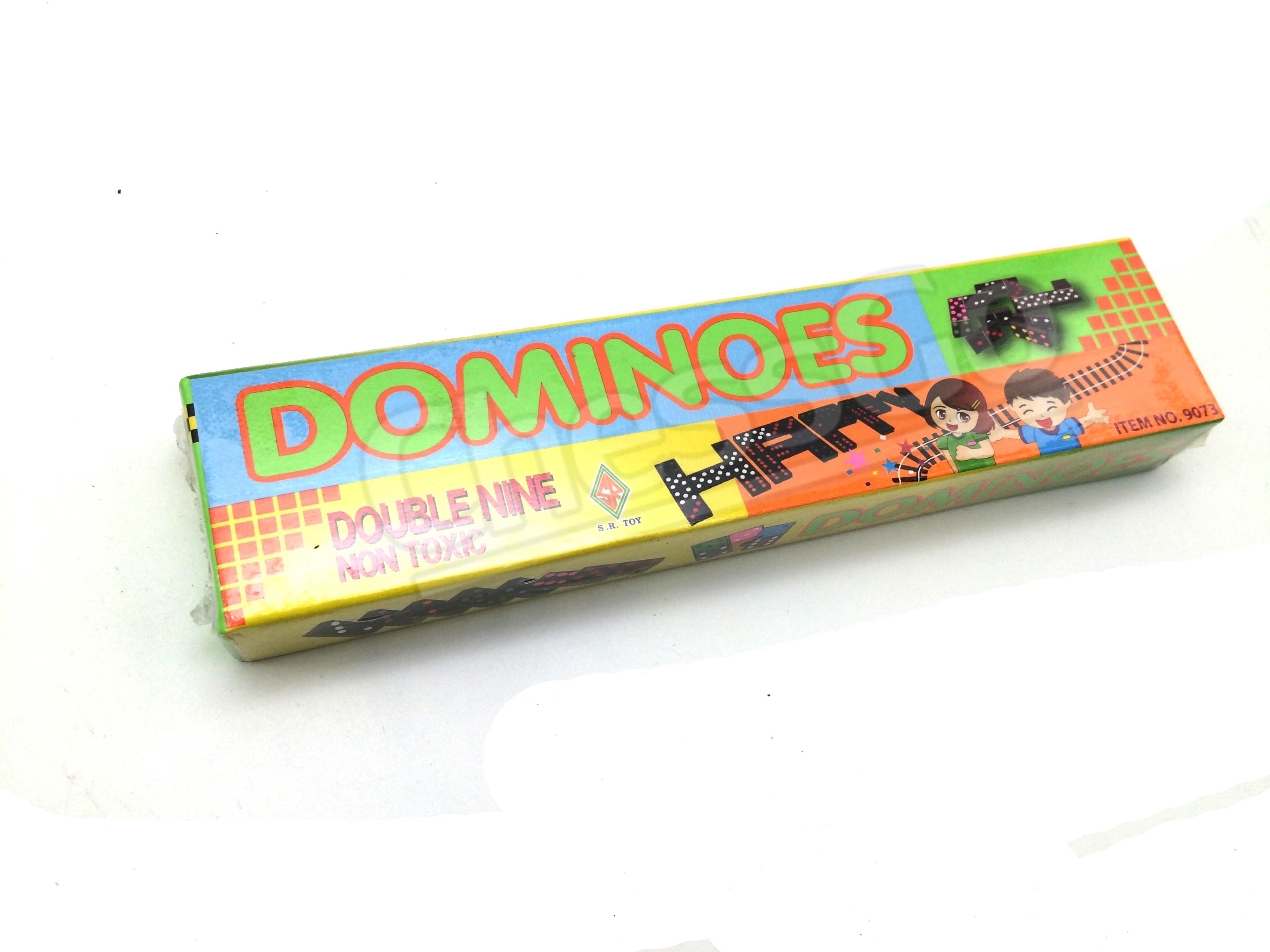 โดมิโน่พลาสติก S