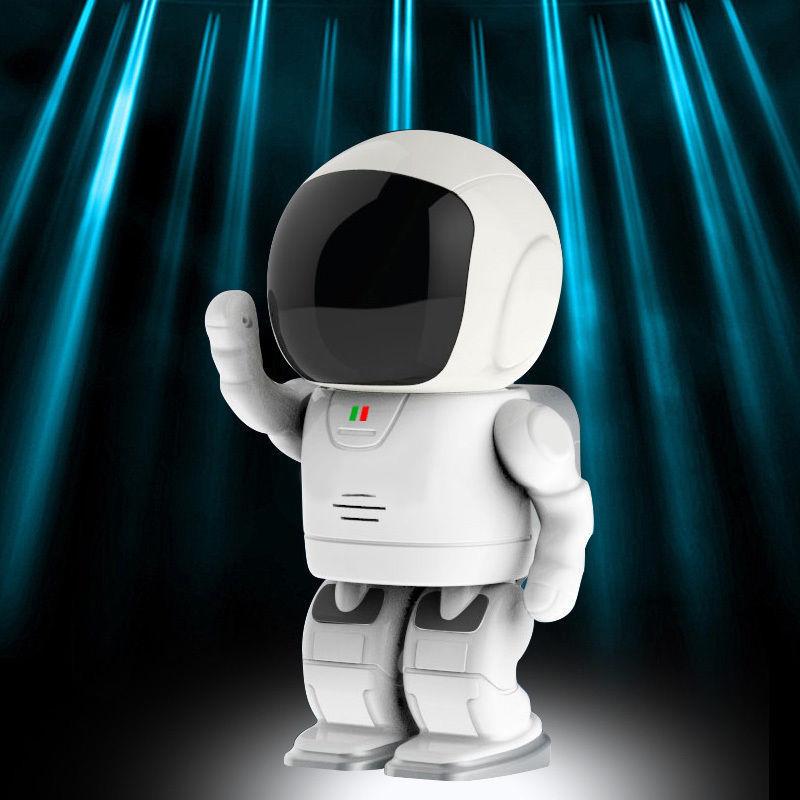 IRobot หุ่นยนต์สอดแนม WIFI ดูผ่านมือถือชัด มา 1.3ล้าน Pixel ติดตั้งง่ายใน 5นาที