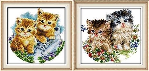 Cat lovers (เดี่ยว/คู่)(ไม่พิมพ์/พิมพ์ลาย)