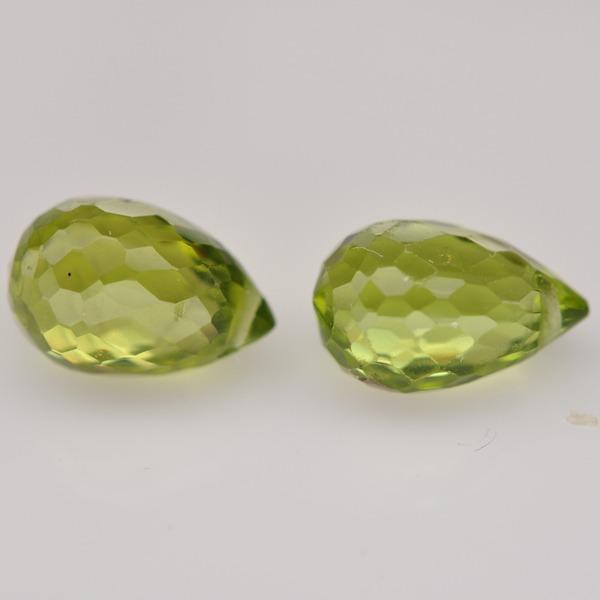 พลอยเพอริดอท (Peridot) พลอยธรรมชาติแท้ น้ำหนัก 4.65 กะรัต