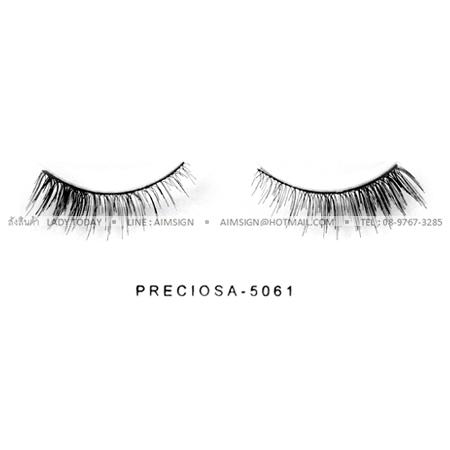 PRECIOSA EYELASH รุ่น NATURAL CLEAR (5061)