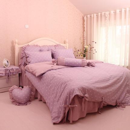 ชุดผ้าปูที่นอนเจ้าหญิง ลูกไม้ SD3015-3P