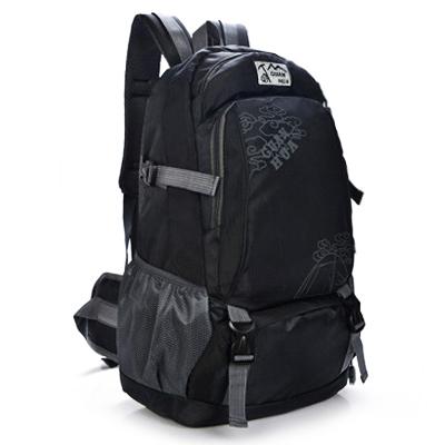 NL01 กระเป๋าเดินทาง สีดำ ขนาดจุสัมภาระ 41 ลิตร