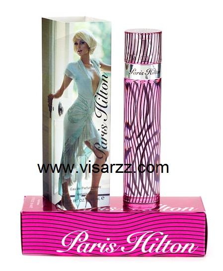 (ตัวเต็มเคา์เตอร์มีกล่อง) Paris Hilton Eau de Parfum Spray 100 mL กลิ่นหอมหวานมีเสน่ห์แบบน่ารักกำลังดี หนึ่งในน้ำหอมกลิ่นโปรดของวี่ที่ใช้มา 8 ปีละค่ะ