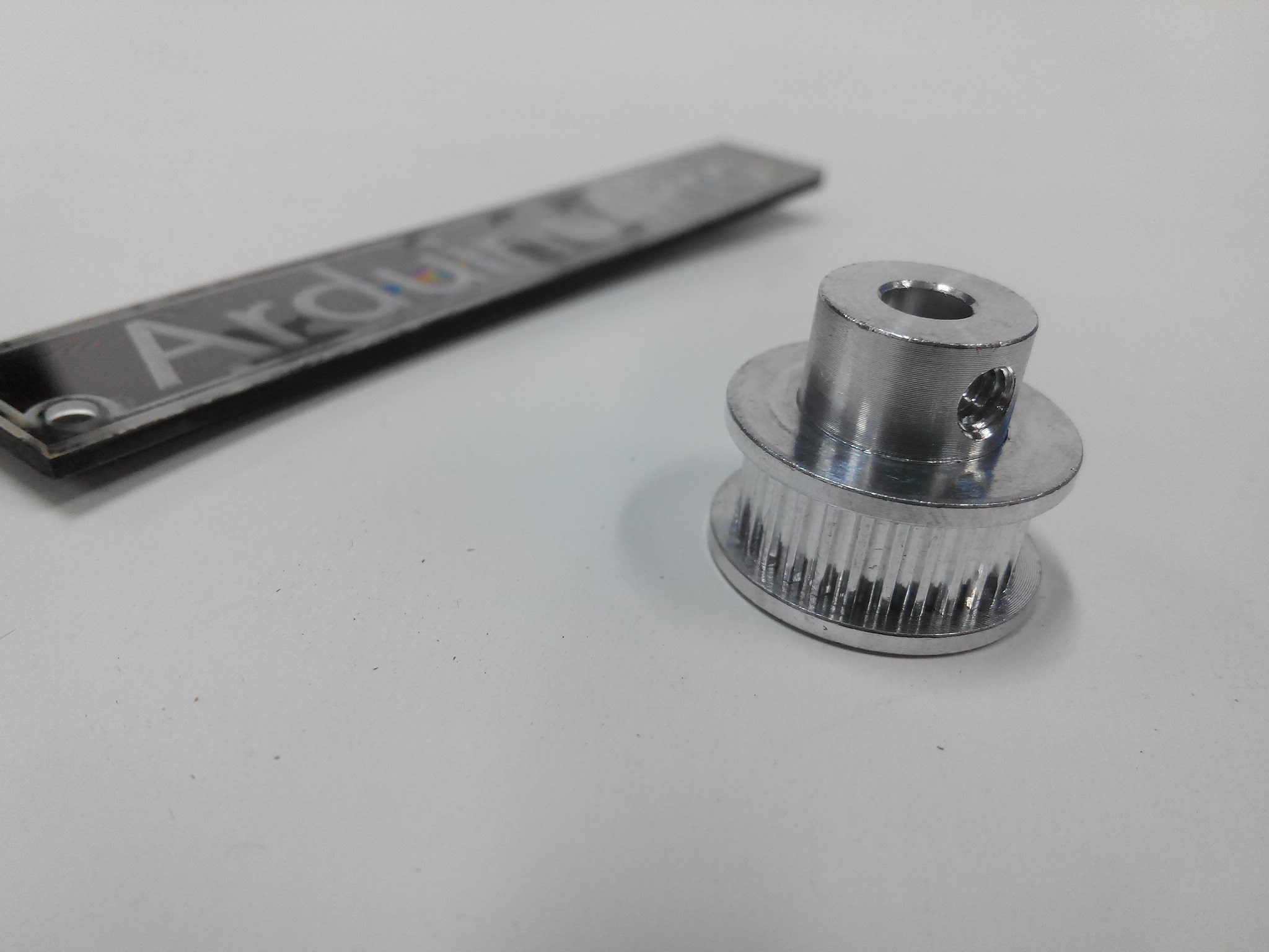 RepRap 3D Printer Timing Pulley Belt 28Teeth (ใส่แกน 5mm)