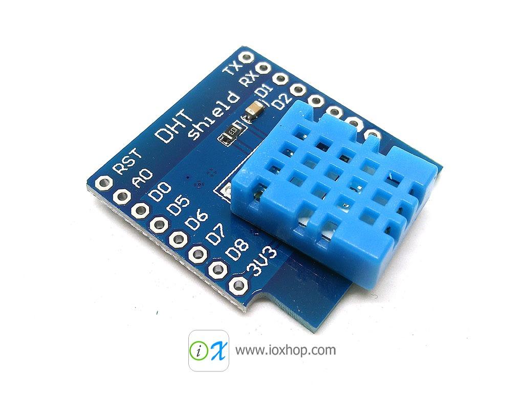 DHT11 Shield for WeMos D1 mini (Clone)