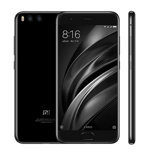 XIAOMI Mi6 Ceramic Edition แรม6GB รอม128GB หน้าจอ 5.15 นิ้ว สีดำ