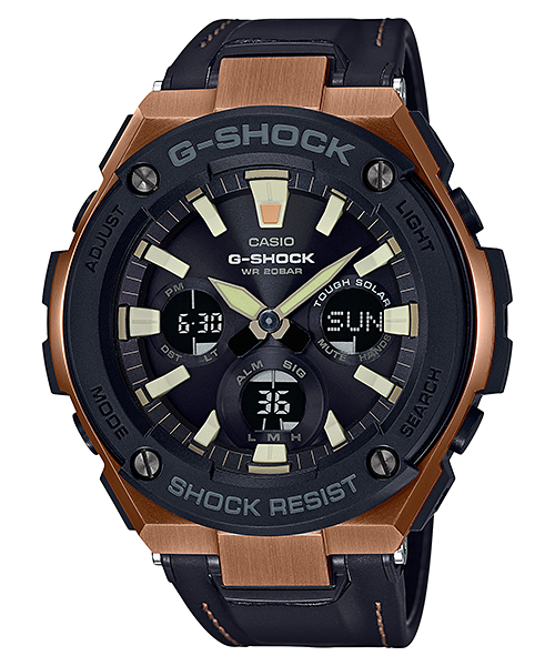 นาฬิกา Casio G-Shock G-STEEL series รุ่น GST-S120L-1A ของแท้ รับประกัน1ปี