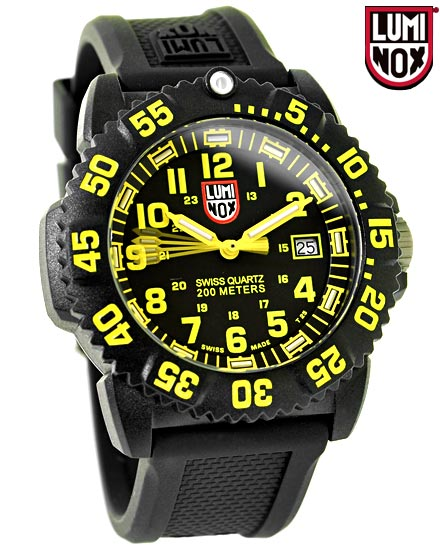 นาฬิกา Luminox รุ่น LUMINOX 7055 Ladies NAVY SEAL Colormark Watch