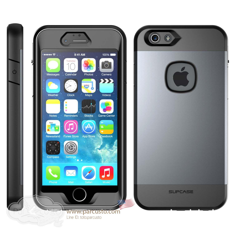 เคสกันน้ำกันกระแทก Apple iPhone 6S [Fullbody Rugged Water Resistant] จาก  SUPCASE [Pre-order USA]