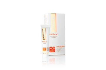 Smooth E Physical Sunscreen SPF50 15 G. (white)