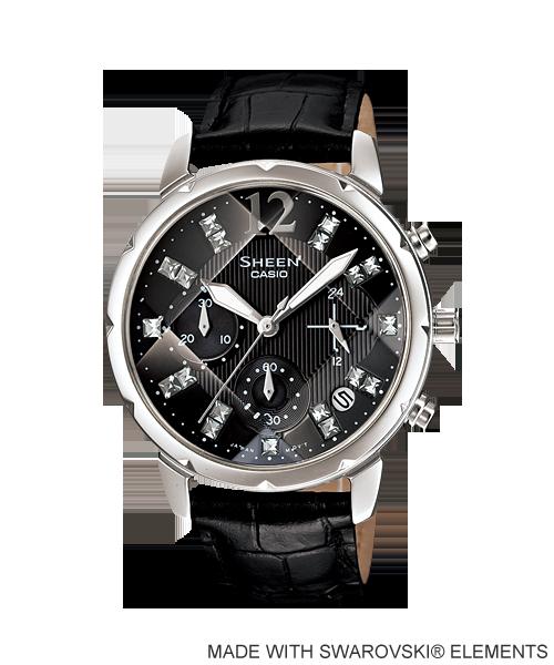 นาฬิกา คาสิโอ Casio SHEEN CHRONOGRAPH รุ่น SHN-5010L-1A