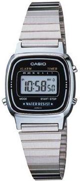 นาฬิกา คาสิโอ Casio STANDARD DIGITAL รุ่น LA-670WD-1DF