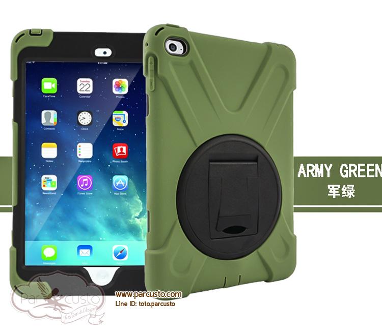 เคสซิลิโคนกันกระแทก Apple iPad Air 2 จาก Batu [Pre-order]