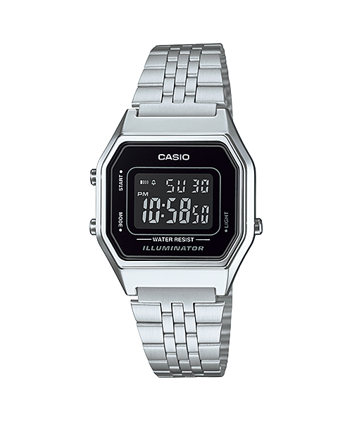 นาฬิกา คาสิโอ Casio STANDARD DIGITAL รุ่น LA680WA-1B