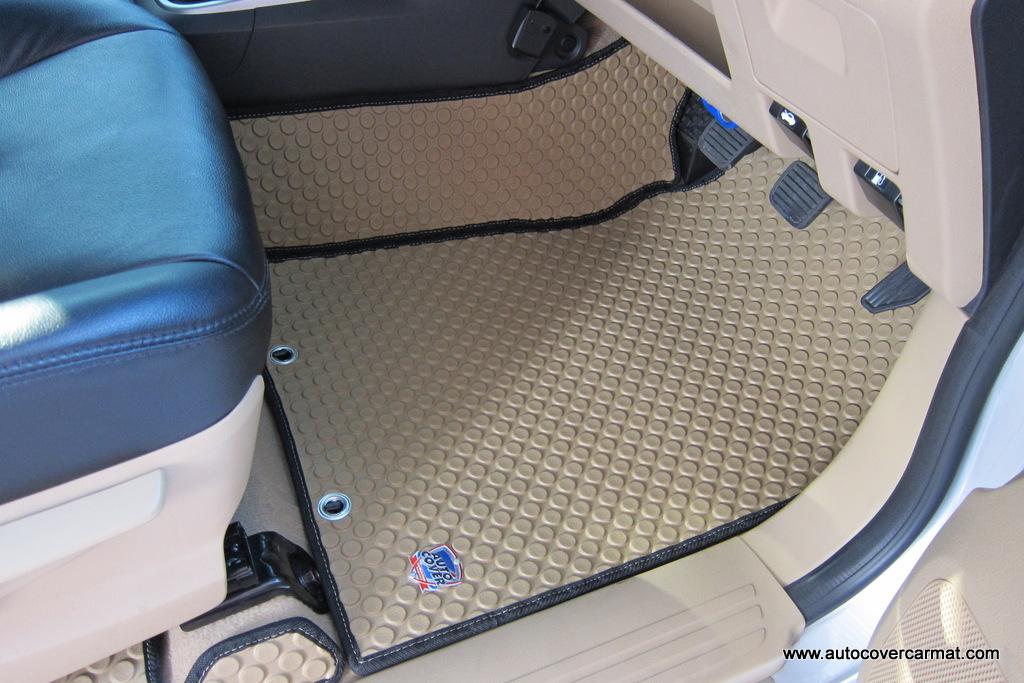 พรมกระดุม Super Save ชุด Full จำนวน 10 ชิ้น Chevrolet Corolado Cab 2011-2016