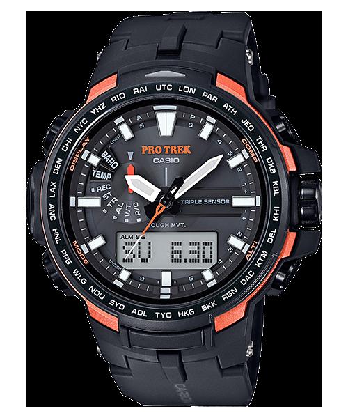 นาฬิกา Casio PRO TREK Smart Access รุ่น PRW-6100Y-1 ของแท้ รับประกัน1ปี
