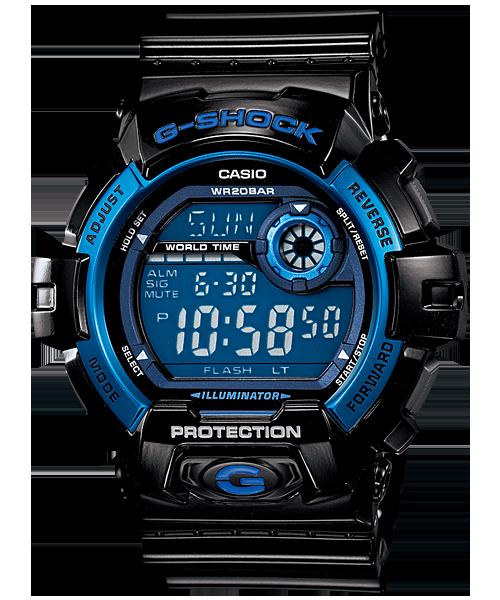 นาฬิกา คาสิโอ Casio G-Shock Standard digital รุ่น G-8900A-1