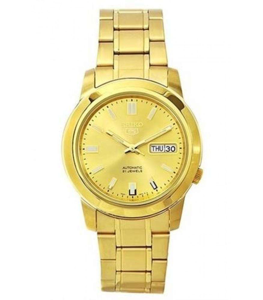 นาฬิกาข้อมือ SEIKO 5 Automatic รุ่น SNKK20K1