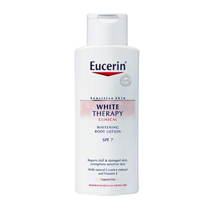 EUCERIN WHITE THERAPY WHITENING BODY LOTION 250ml.