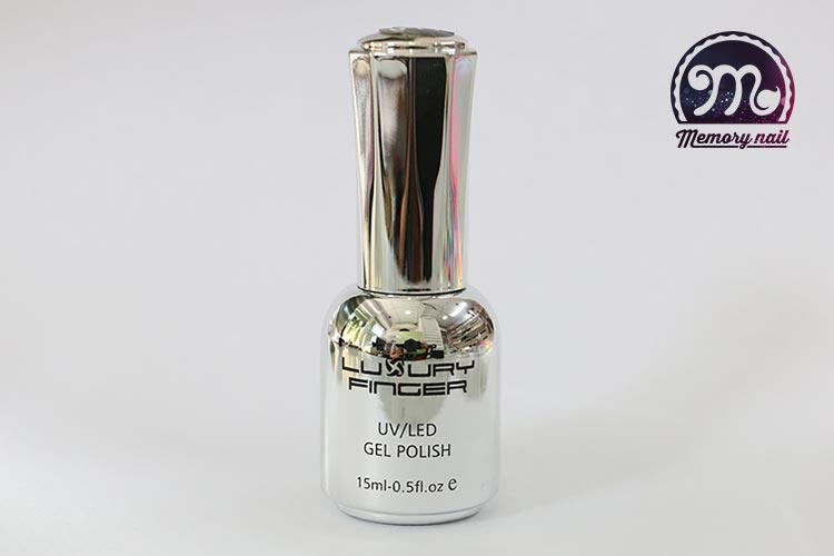 สีเจลทาเล็บ LUXURY FINGER ราคาส่งตั้งแต่ขวดแรก คัดมาแต่สีสวยๆ