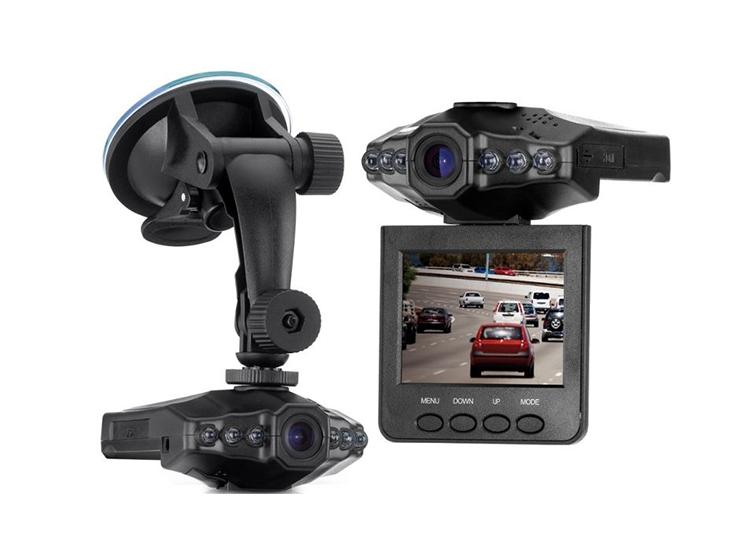 กล้องติดรถยนต์ HD DVR