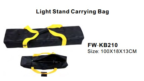 Batteries, Chargers, On-Camera Light Accessries, Cases & Bags FW-KB210