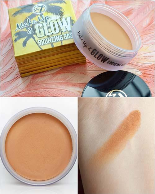W7 Makeup & Glow Bronzing Base 35 g.