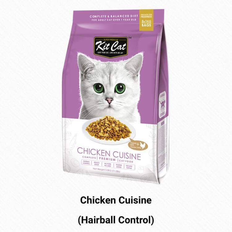 Chicken Cuisine (Hairball Control)