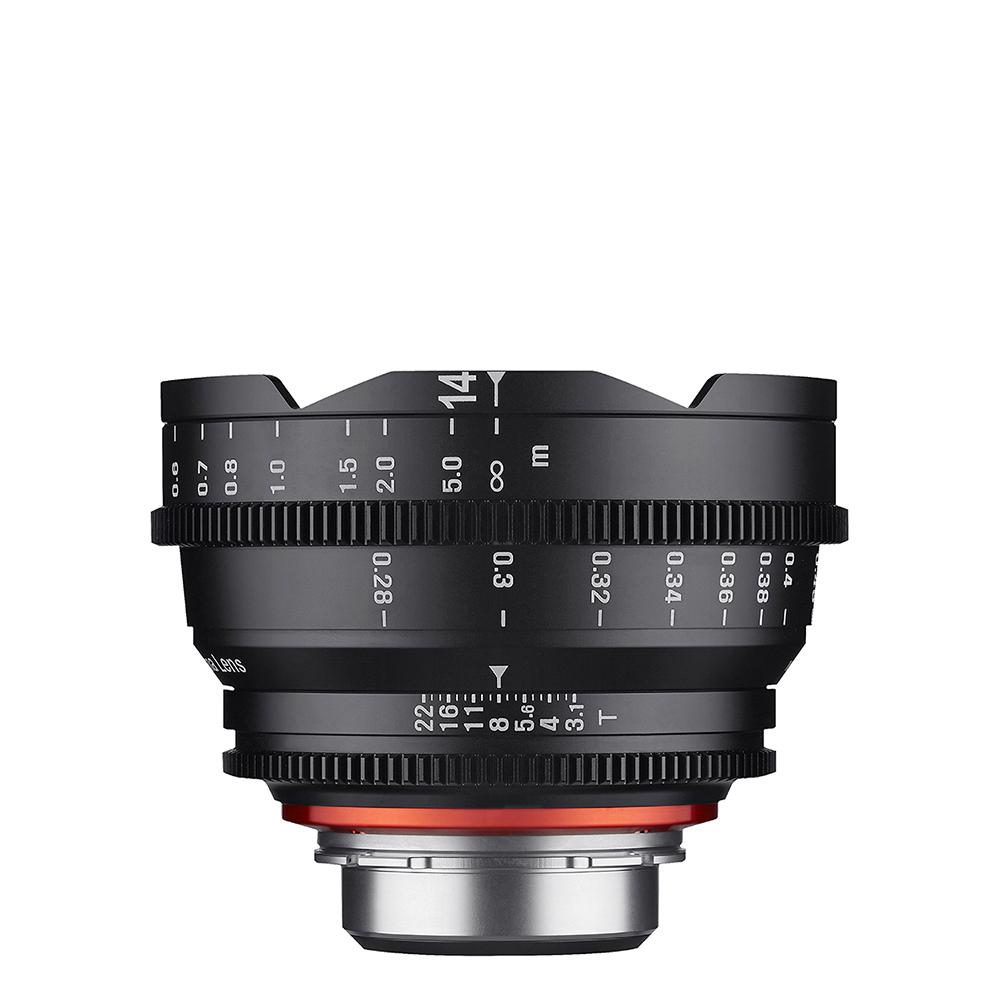 Xeen 14mm / T3.1 – Sony E
