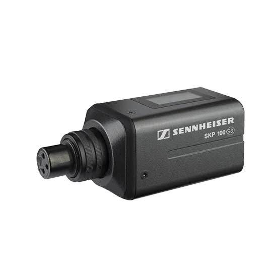 Sennheiser SKP100 G3 Plug-On Transmitter