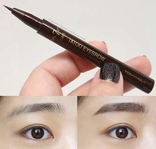 Tony Moly 7 Days Tatoo Eyebrow 0.8ml.