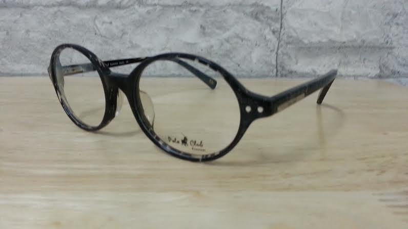 POLO club pc 5423 กรอบแว่นตาพร้อมเลนส์ มัลติโค๊ตHOYA ป้องกันรังสีคอม