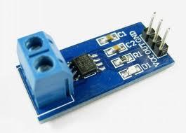 30 A Current Sensor Module (ACS712-30A)