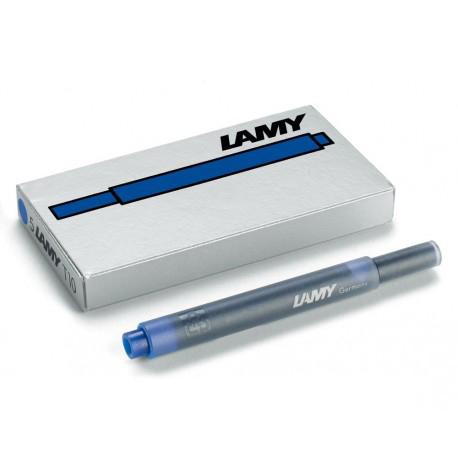 Lamy T10 Blue Ink cartridges