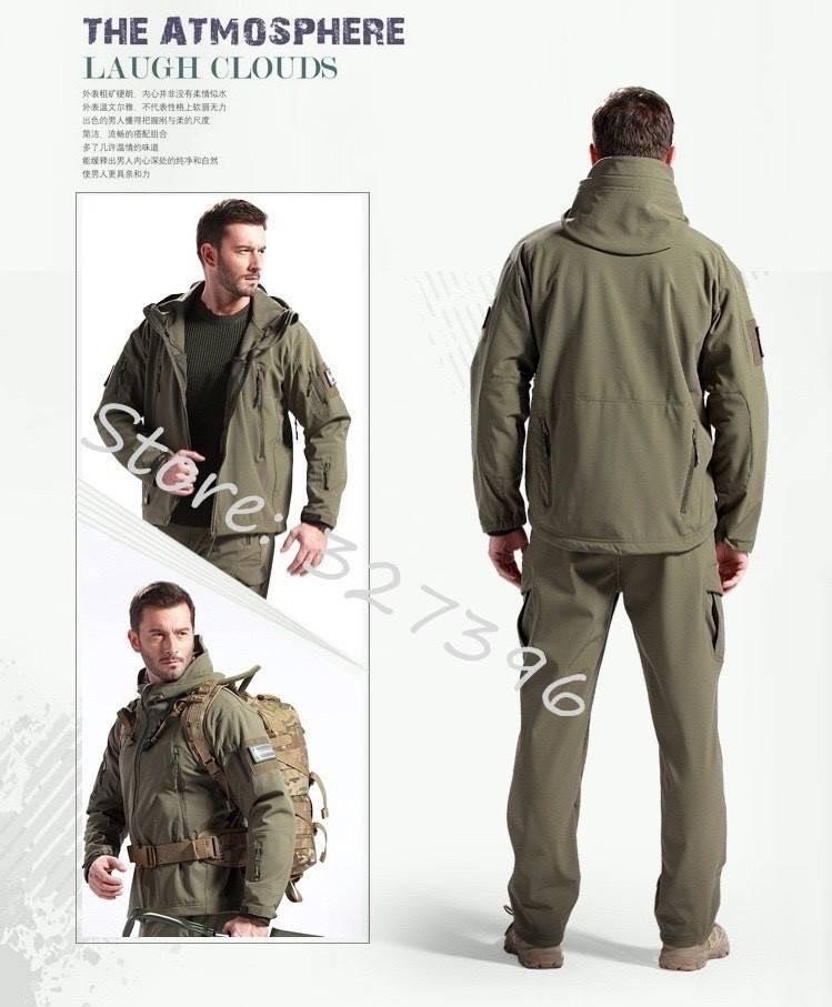 เสื้อ TAD GEAR Ranger Hoodie สีเขียว