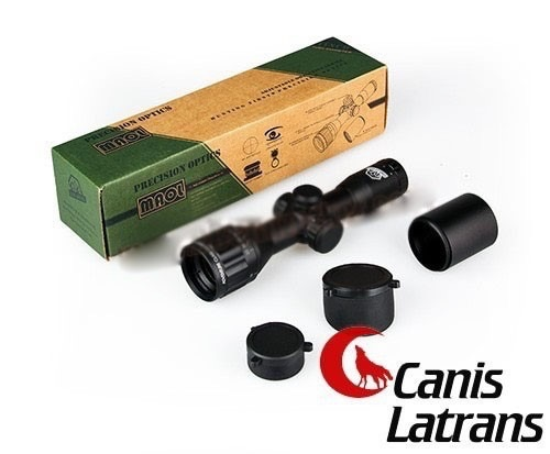 กล้อง Scope Canis Latrans 6x32 AOL ปรับหลา