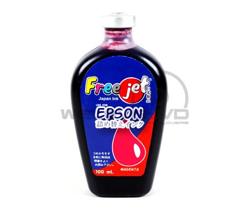 Free jet Inkjet Refill Margenta (100 ml.)