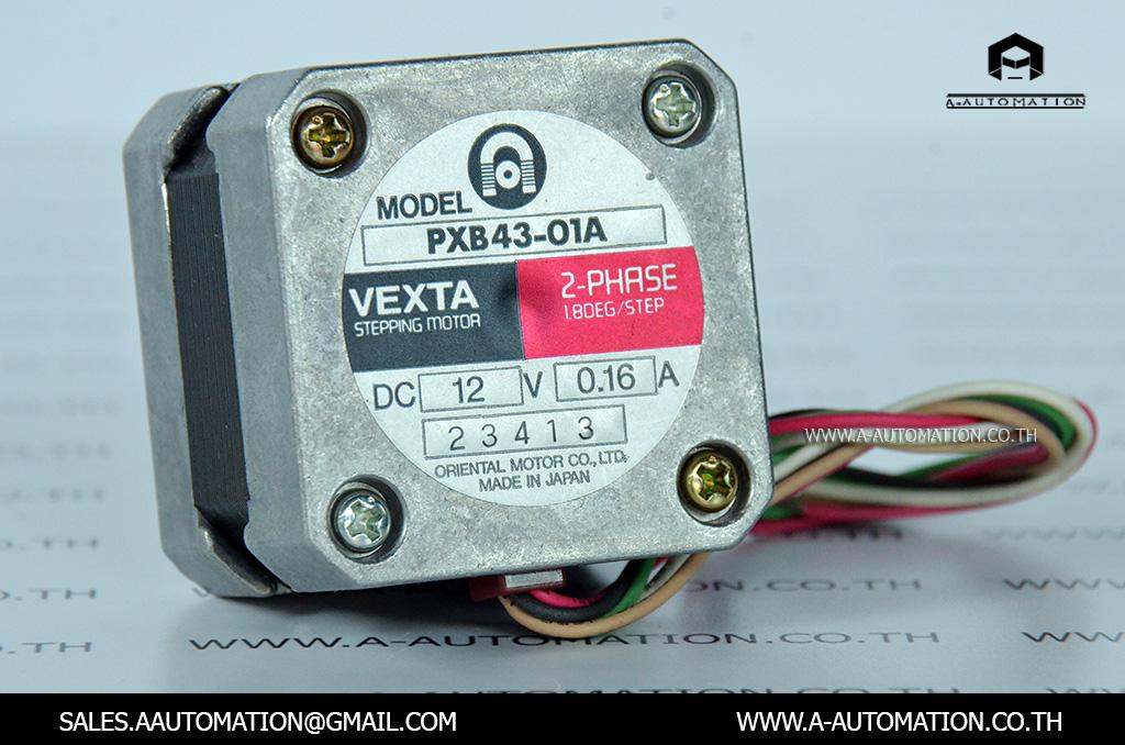 STEPPING MOTOR MODEL:PXB43-01A [VEXTA ]