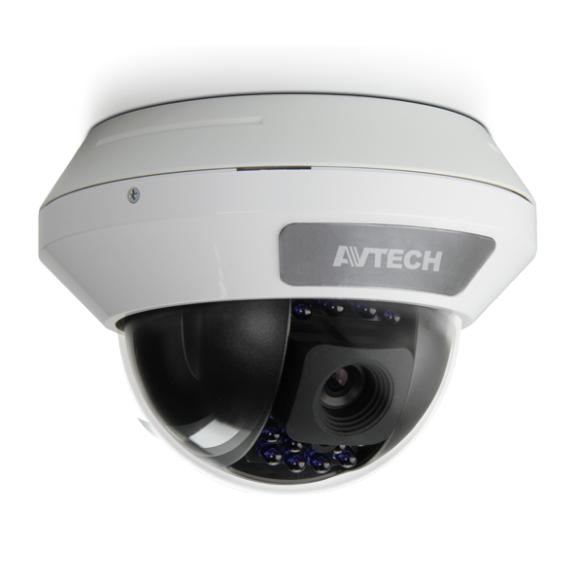 กล้อง HD-TVI 1080P โดม AVTECH รุ่น AVT420