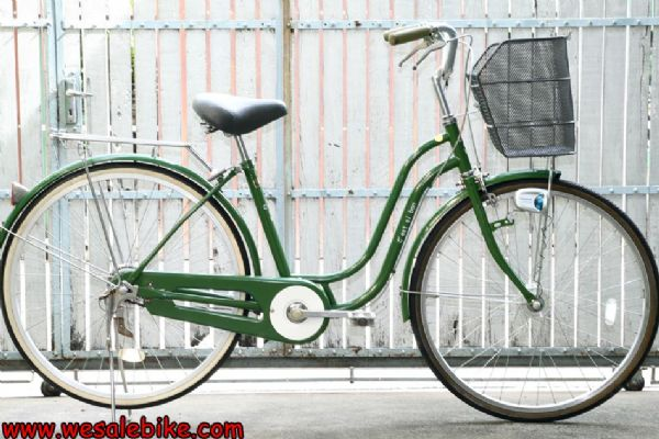 จักรยานแม่บ้าน C'est si bon ล้อ26นิ้ว