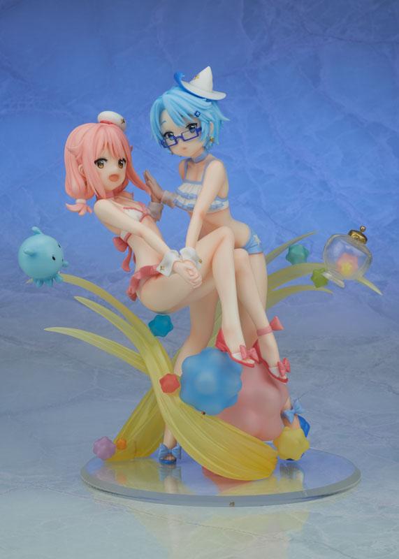 Houkago no Pleiades Prism Palette: Subaru and Aoi Swimwear Ver.