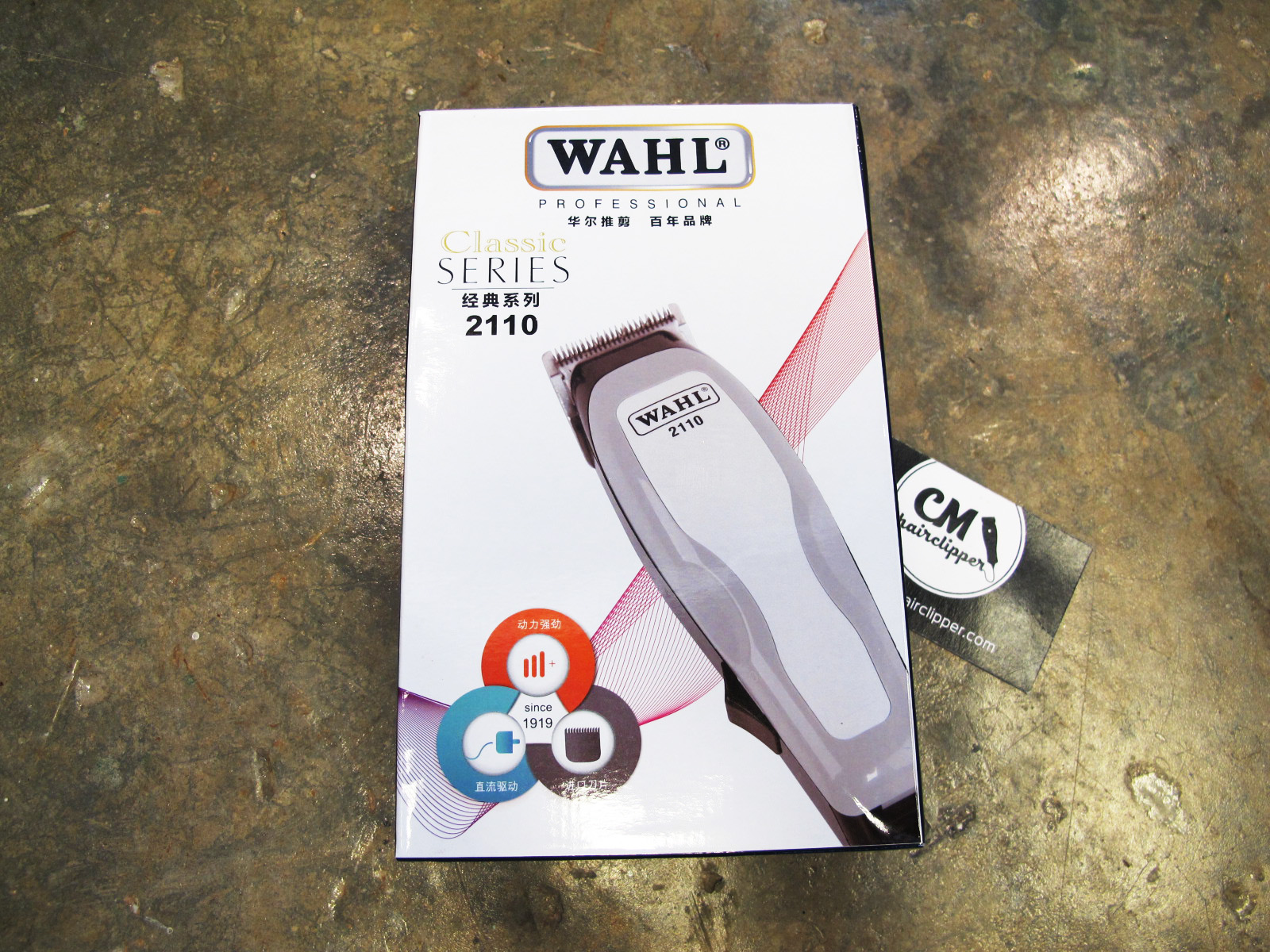 WAHL Classic Series 2110