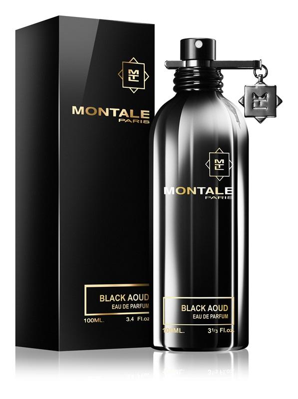 น้ำหอม Black Aoud Montale edp 100ml. ใหม่ซีล